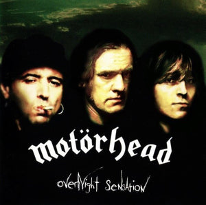 MOTORHEAD - OVERNIGHT SENSATION  (LP)