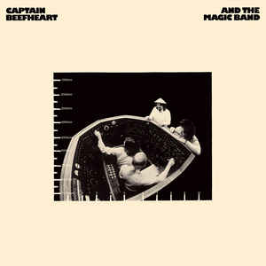 Captain Beefheart and his magic band - S/T