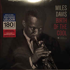 Miles Davis - Birth of the cool (LP)