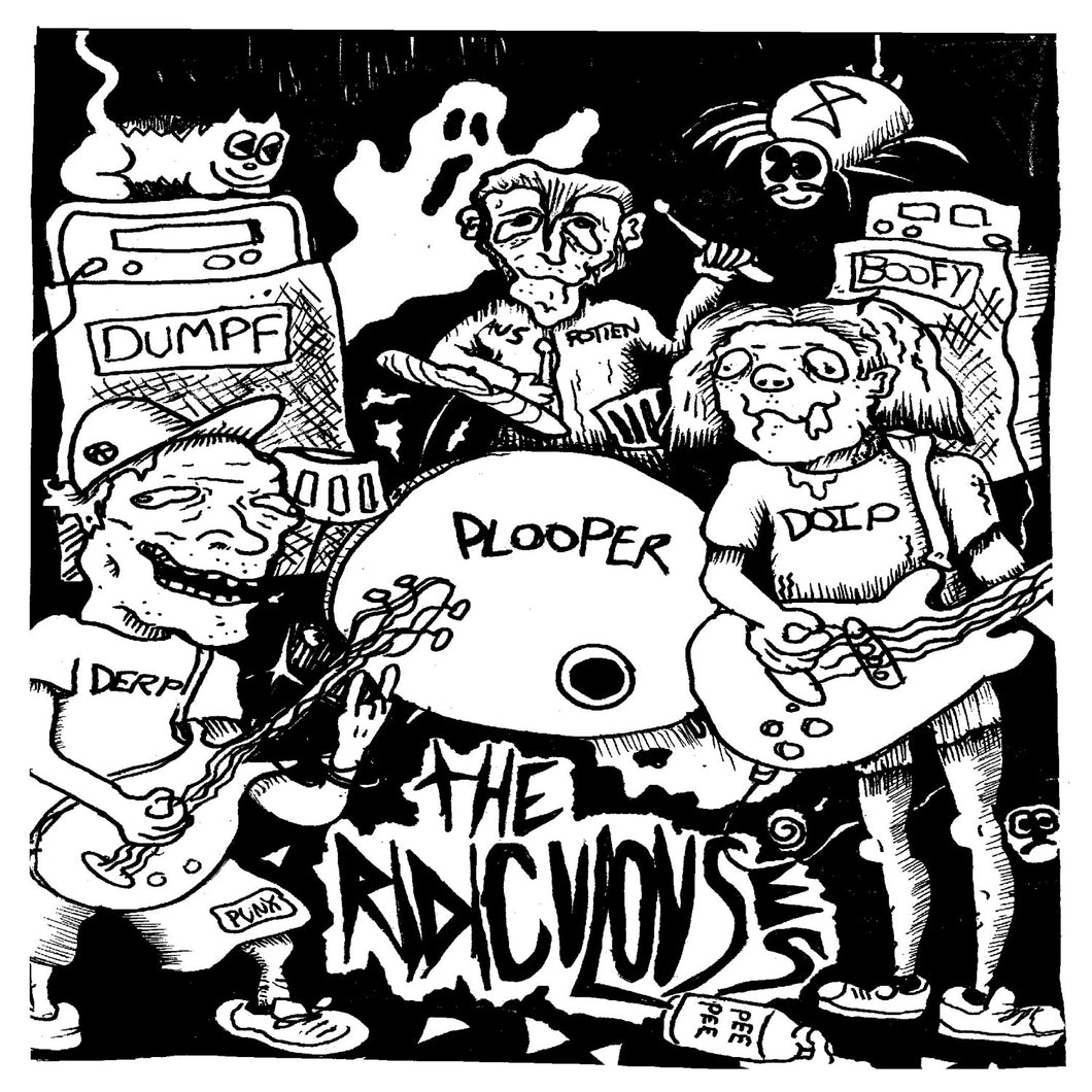 The Ridiculouses-This Is A Punk Band
