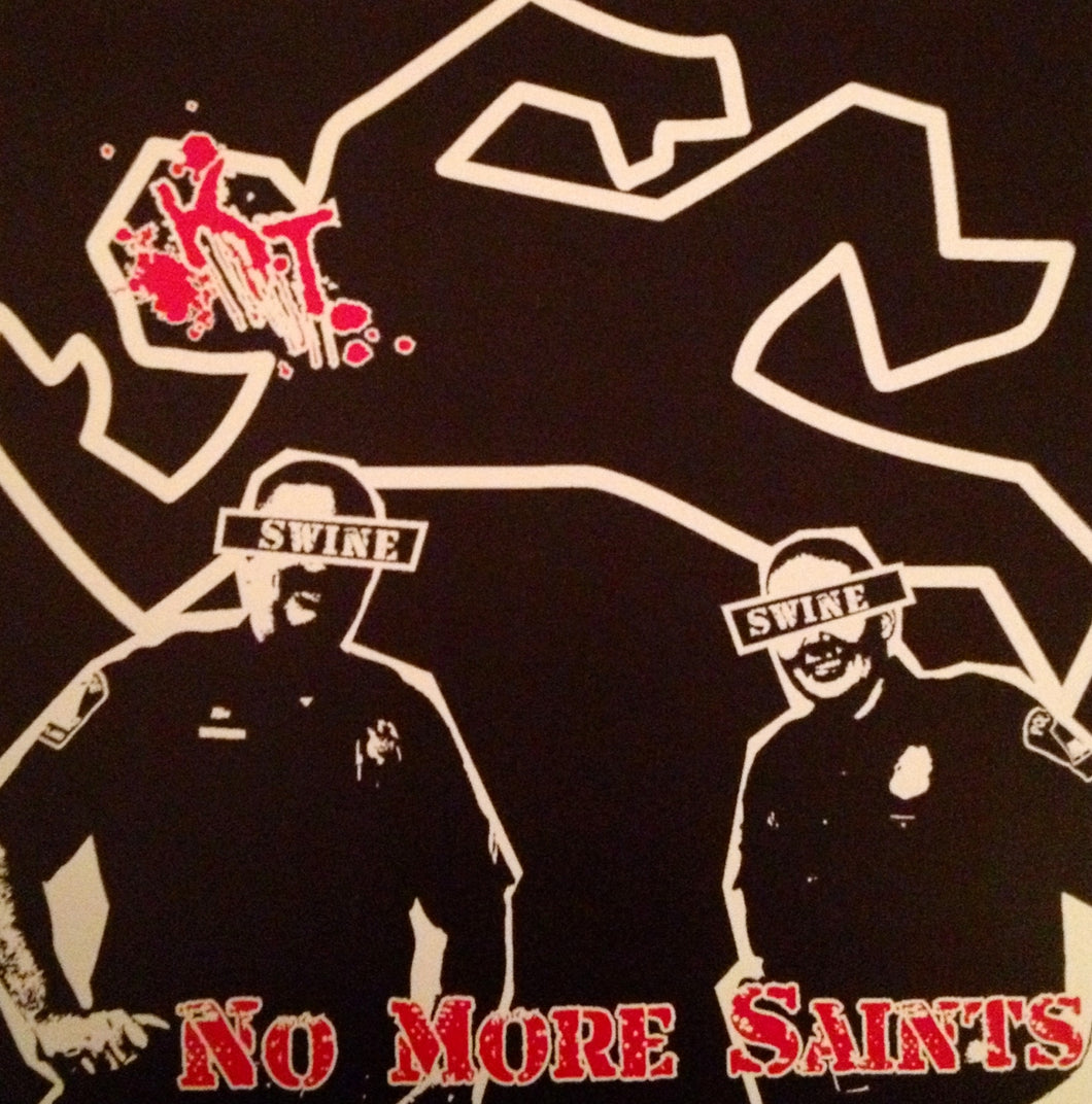 No More Saints-The Pacifist