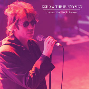 Echo & The Bunnymen-Greatest Hits Live In London