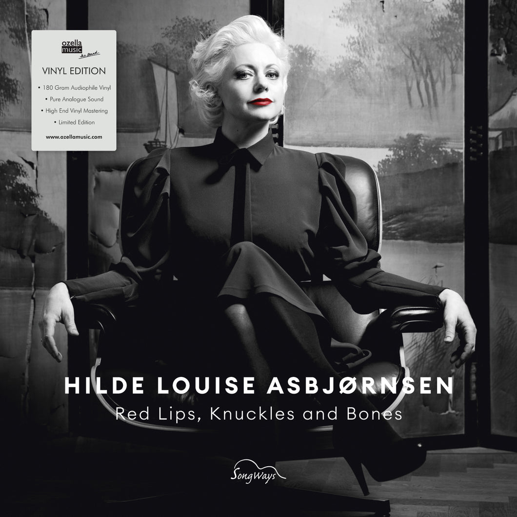 Hilde Louise Asbjornsen-Red Lips, Knuckles And Bones