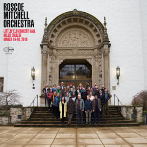Roscoe Mitchell Orchestra-Littlefield Concert Hall Mills College