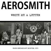 Load image into Gallery viewer, Aerosmith - Write Me A Letter 1973