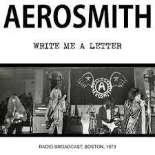 Aerosmith - Write Me A Letter 1973