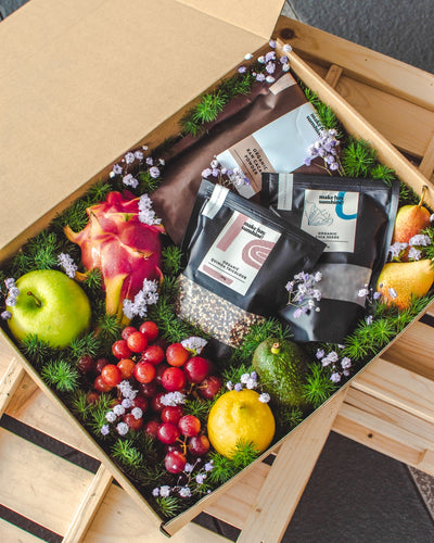 The Wellness Pack - A Health Conscious Gift Box - make hay, sunshine!