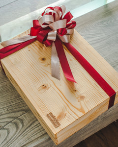 The Pearl - Fig Tea & Premium Keepsake Wooden Gift Box | make hay, sunshine!.