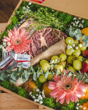 Load image into Gallery viewer, The Happy Carnivore - Australian Meltique Beef Steak Gift Set Platter | make hay, sunshine!.