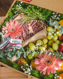 The Happy Carnivore - Australian Meltique Beef Steak Gift Set Platter | make hay, sunshine!.