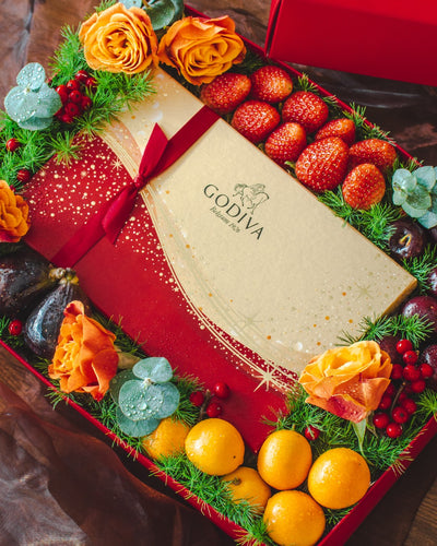 New Year's Special - A Premium Gift with Godiva Chocolate | make hay, sunshine!.