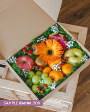 Load image into Gallery viewer, Custom Fruit Gift Box - Signature Set | make hay, sunshine!.