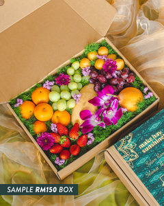 Custom Fruit Gift Box (Raya Edition) - The Ramadhan Raya Collection