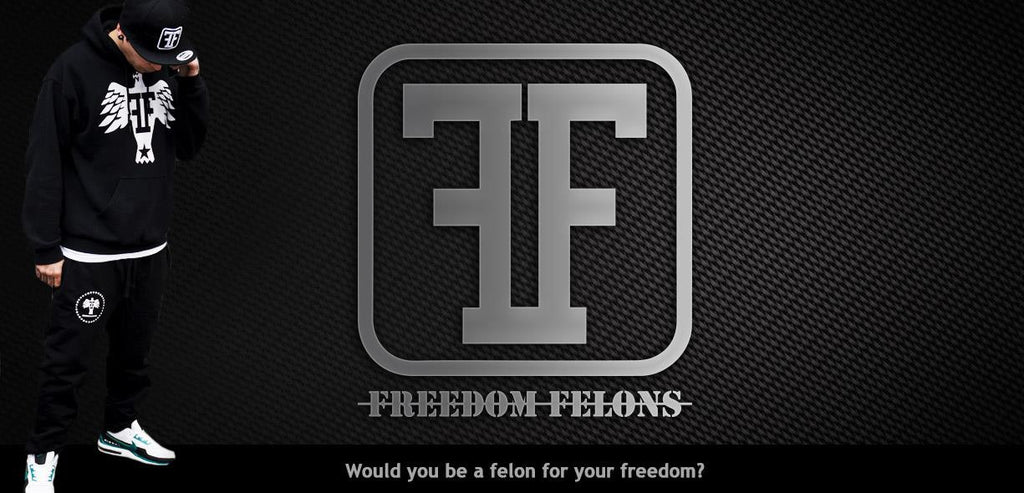 Would you be a felon for your freedom??