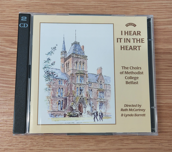 I hear it in the heart CD