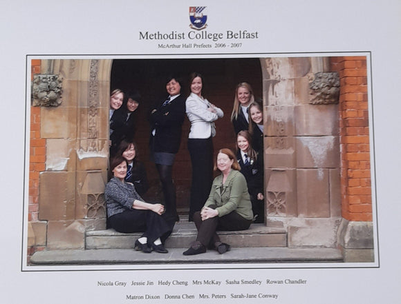 McArthur Hall Prefects 2006-07