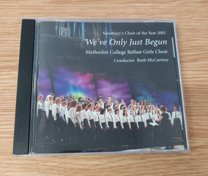 We've Only Just Begun CD