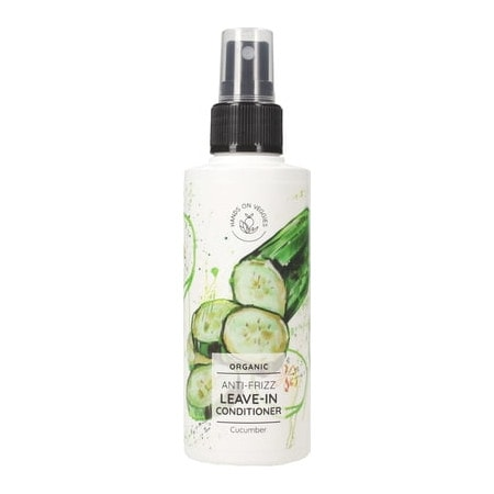 Hands on Veggies Anti-Frizz Leave-In Conditioner