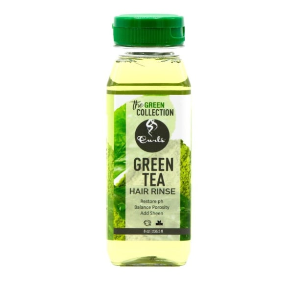 CURLS Green Tea Hair Rinse – Oplach na vlasy s antioxidanty 236 ml