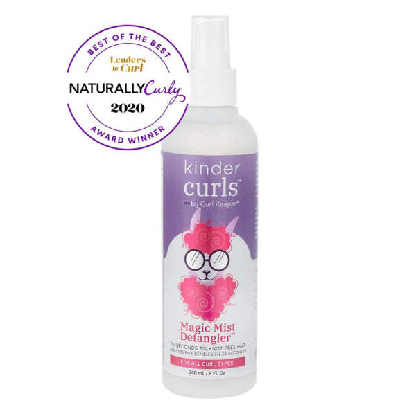 Curl Keeper Kinder Curls Magic Mist Detangler