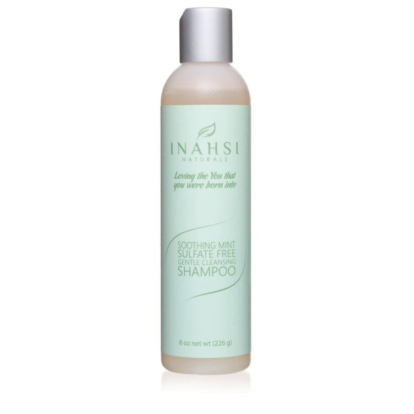 Inahsi Soothing Mint Gentle Cleansing Shampoo – Low-poo šampon 226 g