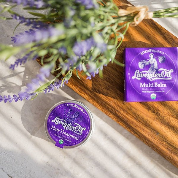 Alteya Lavender Oil Hair Treatment – Maska na vlasy s levandulí