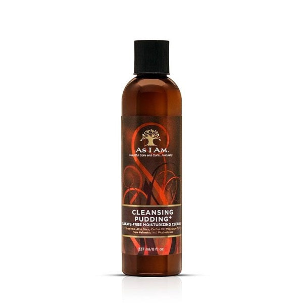 As I Am Cleansing Pudding – Hydratační šampon 237 ml