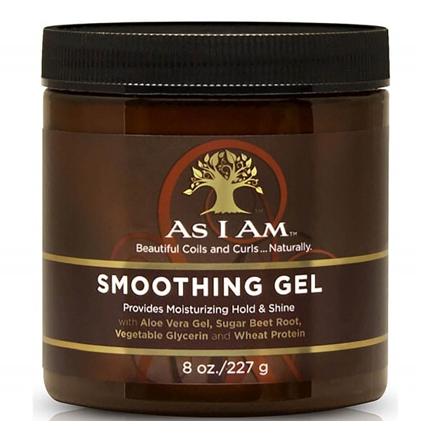 As I Am Smoothing Gel – Gel pro hebké kudrny 227 g