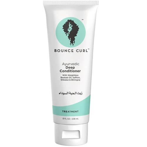 Bounce Curl Ayurvedic Deep Conditioner