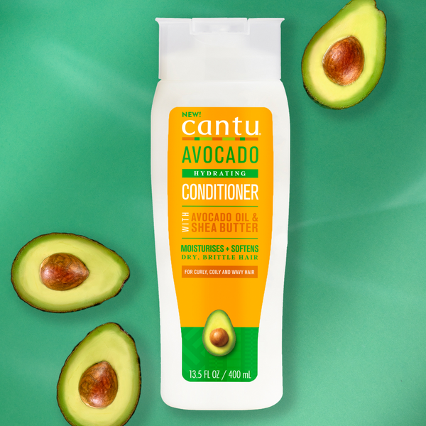 Cantu Avocado Hydrating Conditioner – Hydratační kondicionér 400 ml