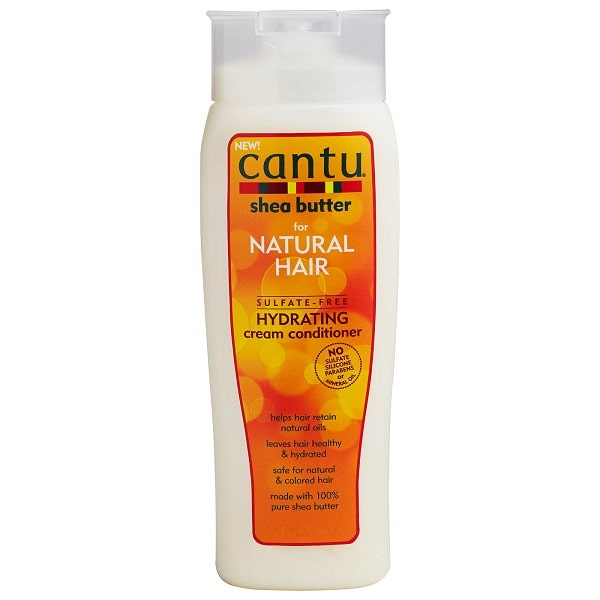 Cantu Sulfate-Free Hydrating Cream Conditioner – Hydratační kondicionér bez sulfátů 400 ml