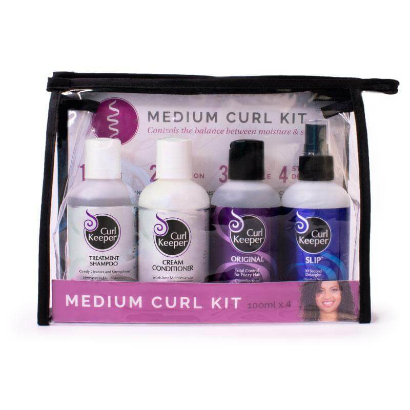 Curl Keeper Medium Curl Kit
