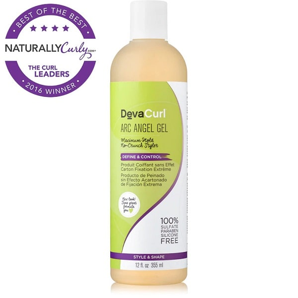 DevaCurl Arc Angel Gel – Maximálně tužící gel 355 ml
