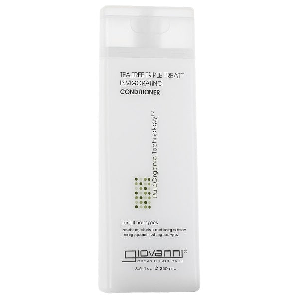 Giovanni Tea Tree Triple Treat Invigorating Conditioner - Oživující kondicionér
