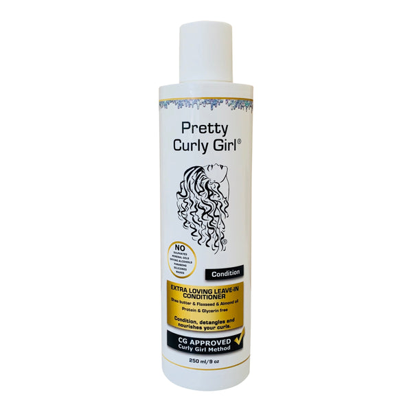 Pretty Curly Girl Extra Loving Leave-in Conditioner – Pečující leave-in