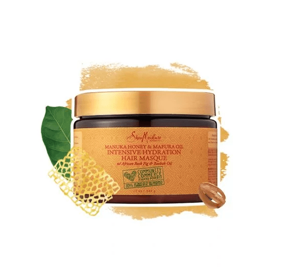 Shea Moisture Manuka Honey & Mafura Oil Intensive Hydration Hair Masque – Hydratační maska