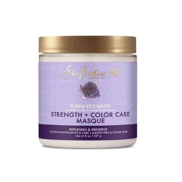 Shea Moisture Strength + Color Care Mask
