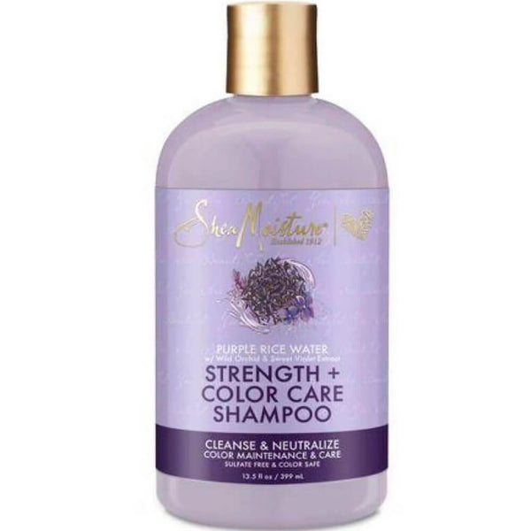 Shea Moisture Strength + Color Care Shampoo