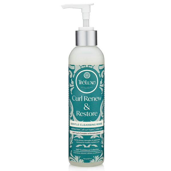 TréLuxe Curl Renew & Restore – Low poo šampon 236 ml