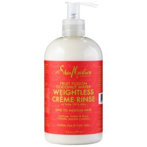 Shea Moisture Fruit Fusion Weightless Crème Rinse Conditioner