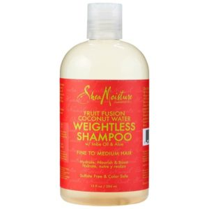 Shea Moisture Fruit Fusion Weightless Shampoo