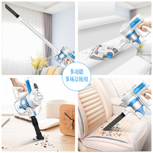 V12 Cordless Stick Vacuum | 180W 12Kpa | Up to 40 mins Run time | JASHEN