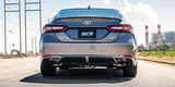 Borla 18-20 Toyota Camry XSE Cat Back S-Type Exhaust 3.5in Tip Dual Split Rear Exit - Nightrun Garage