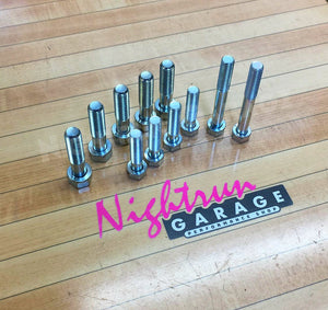 2jz/1jz Bell Housing Bolt Set