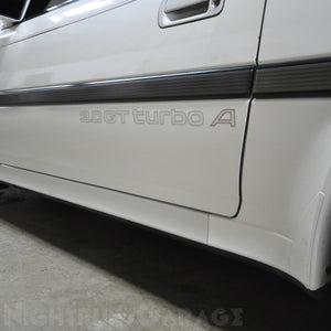3.0 GT Turbo A Toyota Supra body decals - Nightrun Garage