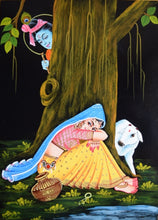 Load image into Gallery viewer, 8x11 inch Gopi Krishna