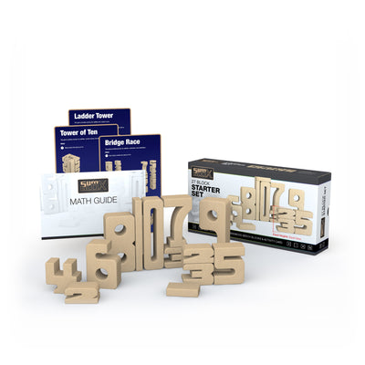 SumBlox Math Building Blocks Starter Set