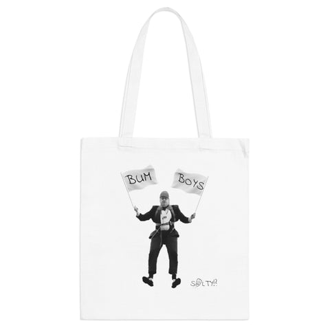 Bum Boys Tote Bag