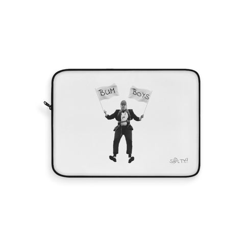 Boris Bum Boys Laptop Sleeve
