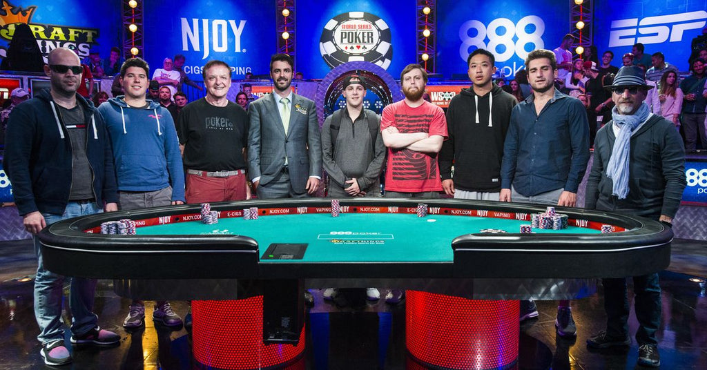 WSOP 2015 Main Event Final Table (November Nine) Review